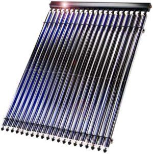 Capteur solaire a tubes sous vide sun 401 lacaze energies for Capteur solaire sous vide